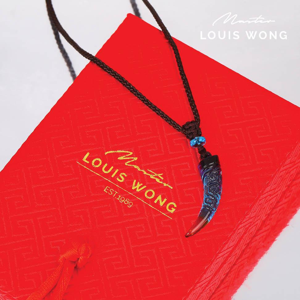 New Moon Elixir Liuli™ Feng Shui Necklace
