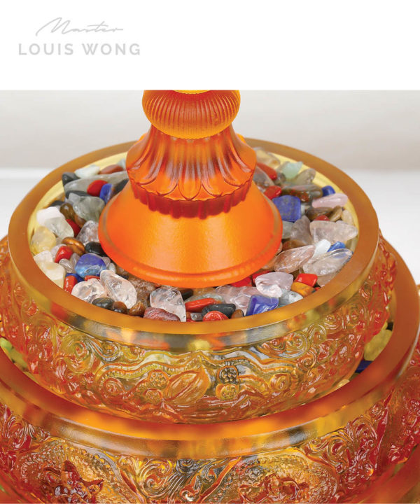 The Tysta Liuli™ Feng Shui Art Piece